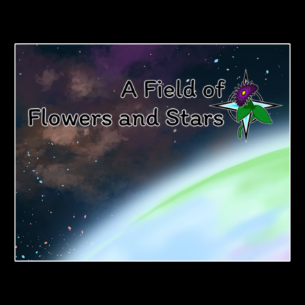 A Field of Flowers and Stars